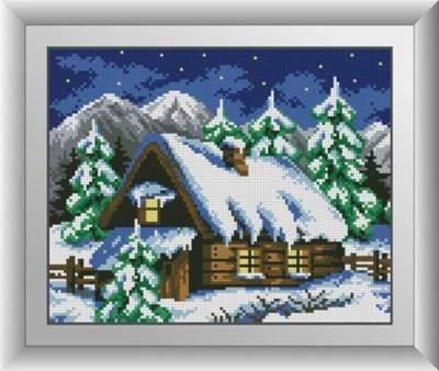 Изображение Домик в елях