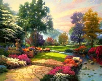Изображение Живописный парк