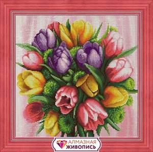 Изображение Букет тюльпанов