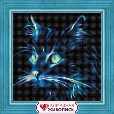 Изображение Неоновый кот
