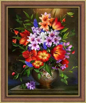 Изображение Цветочное ассорти
