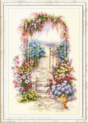 Изображение Садовая калитка