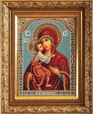 Изображение Богородица Федоровская