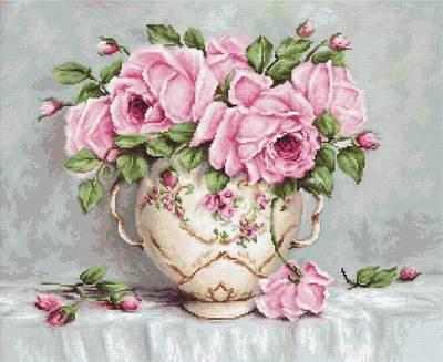 Изображение Розовые розы