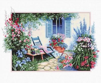 Изображение Цветочный сад