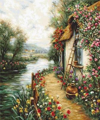 Изображение Вдоль реки
