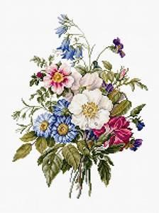 Изображение Букет летних цветов