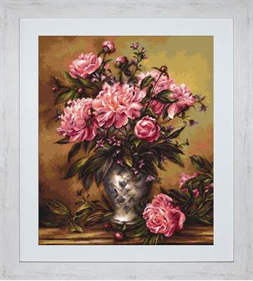 Изображение Цветы в вазе