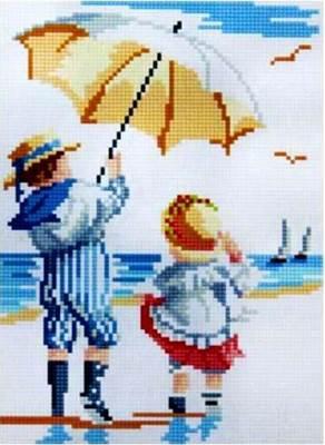 Изображение Дети у моря 2