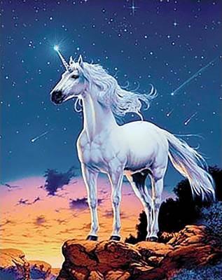 Изображение Звездный единорог