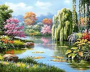 Изображение Живописное озеро