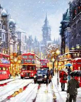 Изображение Декабрь в городе
