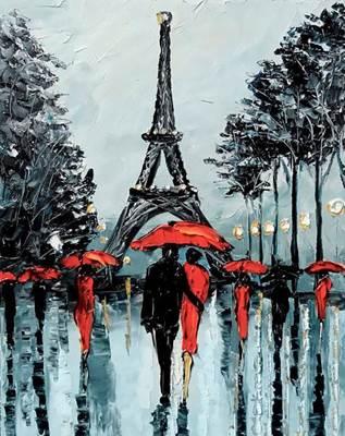 Изображение Парижские аллеи