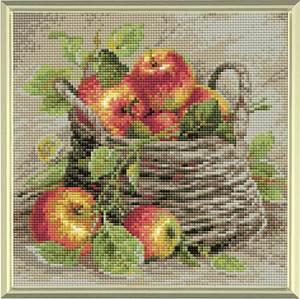Изображение Спелые яблоки