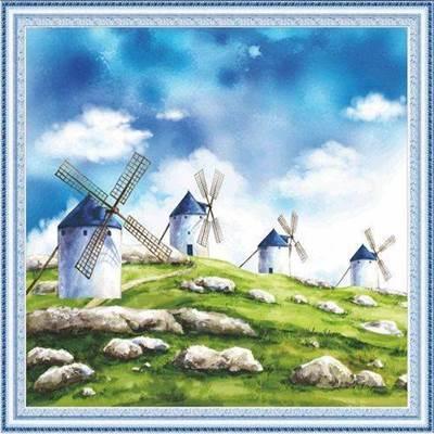Изображение Ветряные мельницы