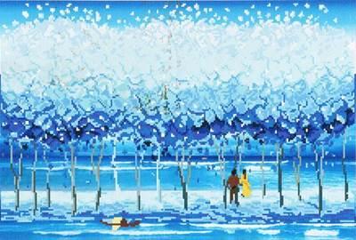 Изображение Голубая дымка