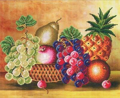 Изображение Натюрморт с ананасом