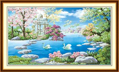 Изображение На пруду