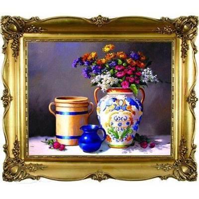Изображение Натюрморт с вазой