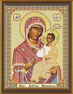 Изображение Икона Богородица Иверская