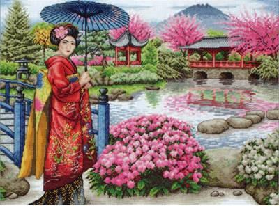 Изображение Японский садик (The Japanese Garden)