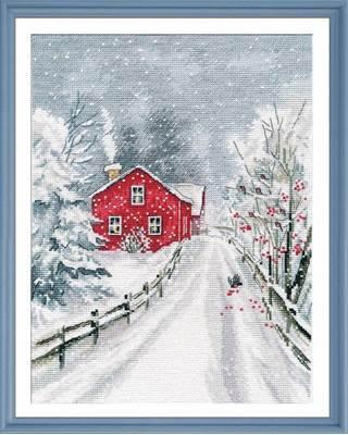 Изображение Чародейка зима