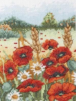 Изображение Маковое поле (Poppy Field)