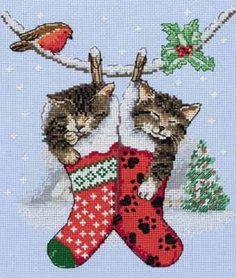 Изображение Рождественские котята (Christmas Kittens)