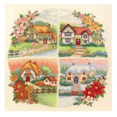 Изображение Сезонные коттеджи (Seasonal Cottages)