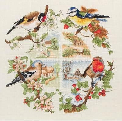 Изображение Птицы и сезоны (Birds and Seasons)