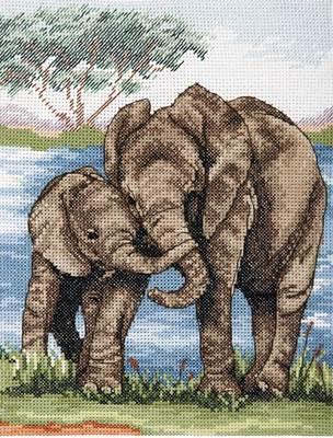 Изображение Слоны (Elephants)