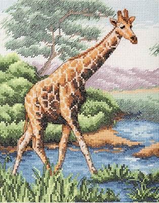 Изображение Жираф (Giraffe)
