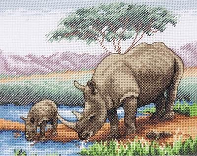Изображение Носороги (Rhinos)