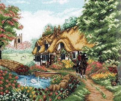 Изображение Деревенская жизнь (Village Life)