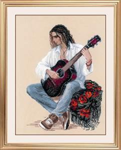 Изображение Гитарист