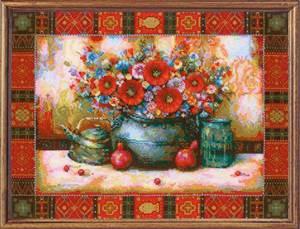 Изображение Натюрморт Н. Джапаридзе