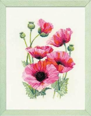Изображение Розовые маки