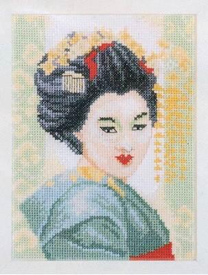 Изображение Гейша (Geisha)