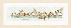 Изображение Кормушка для птиц (The pecking order)