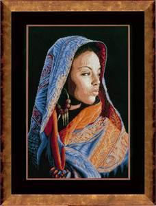 Изображение Африканская леди (African Lady)