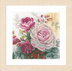 Изображение Розовые розы (Pink Rose)