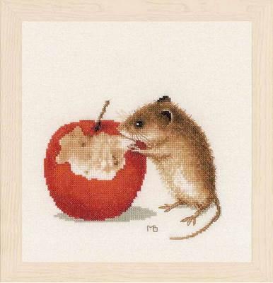 Изображение Мышонок (Little mouse)