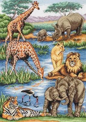 Изображение Дикие животные (African Wildlife)