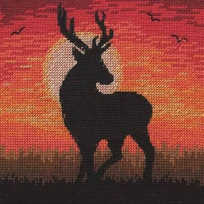 Изображение Величественный закат (Majestic Sunset)