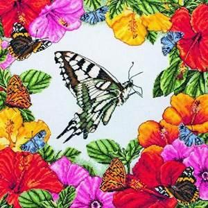 Изображение Весенние бабочки (Spring Butterflies)