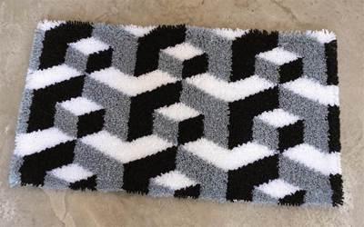 Изображение Игра кубов (коврик)