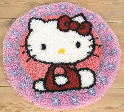 Изображение Hello Kitty (коврик)