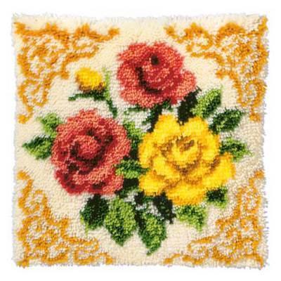 Изображение Розы (коврик)