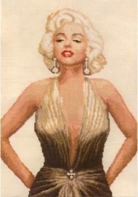 Изображение Мэрлин Монро (Marilyn Monroe)