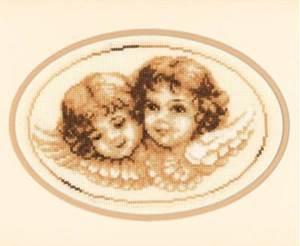 Изображение Два маленьких ангела (Angel Duo)